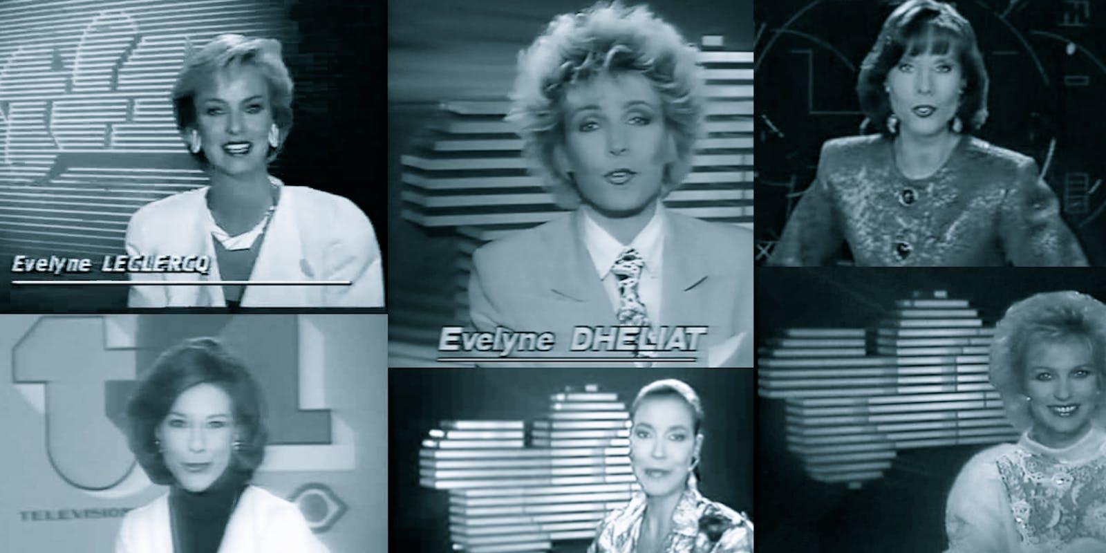 Les speakerines reprennent du service chez TF1