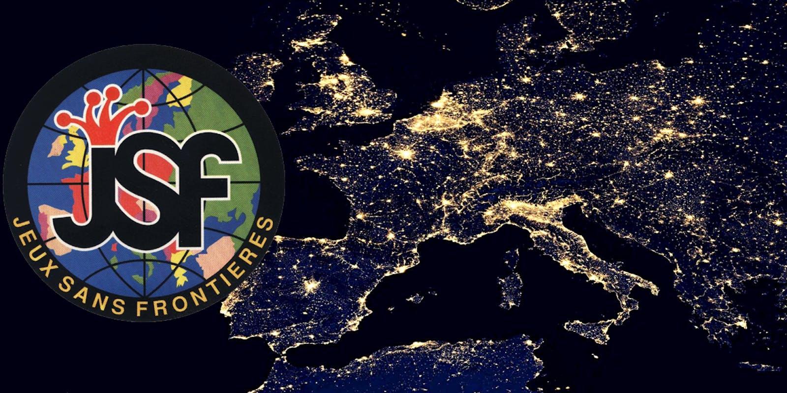 Mon grenier TV : Jeux Sans Frontières