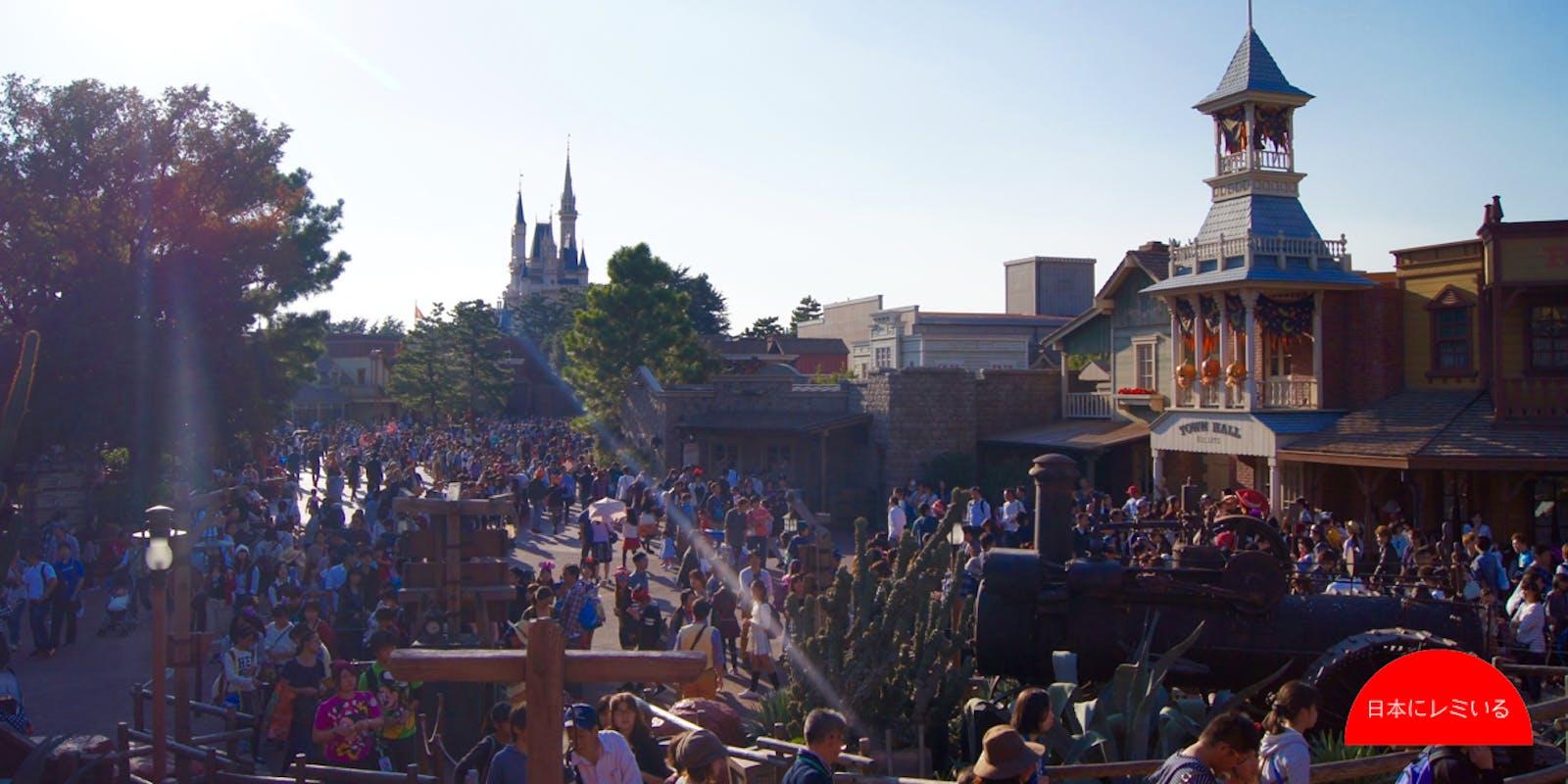 Préparer son séjour à Tokyo Disneyland
