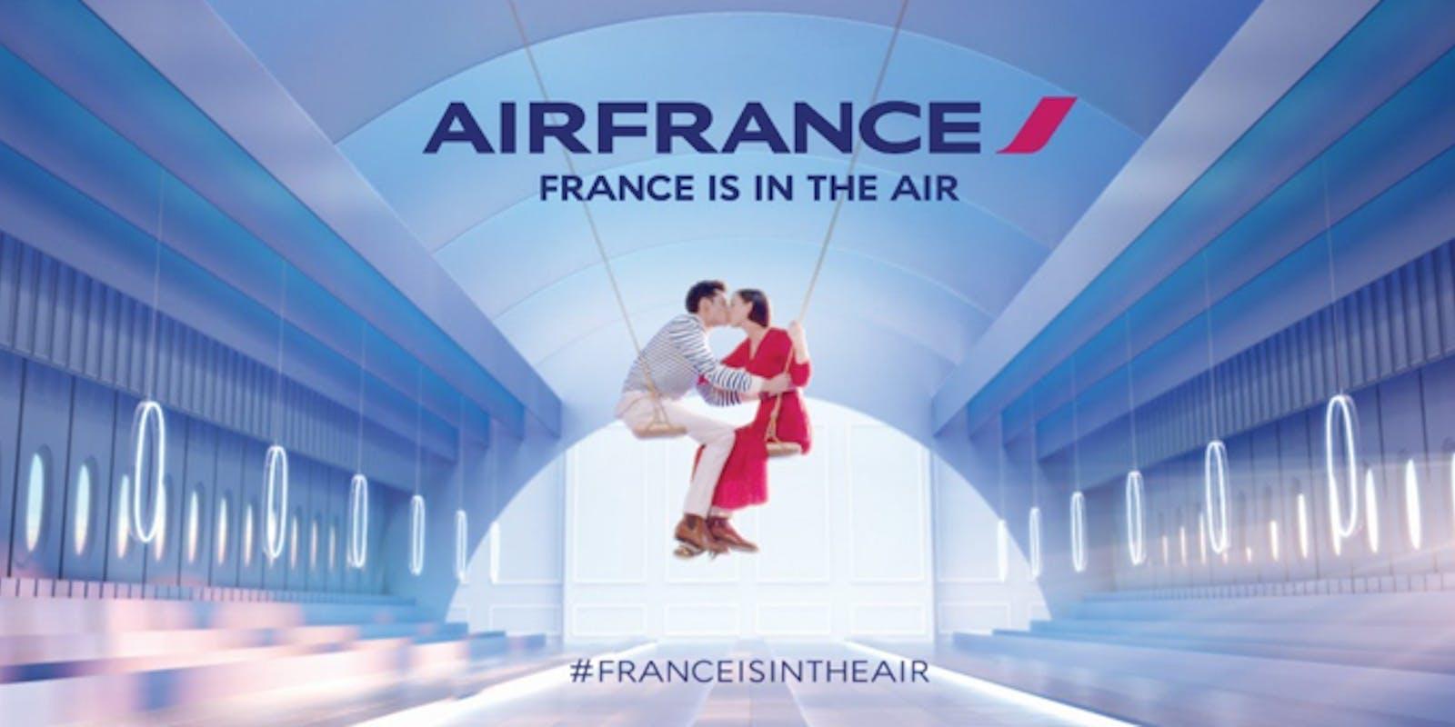 Air France : Révolution à la Française