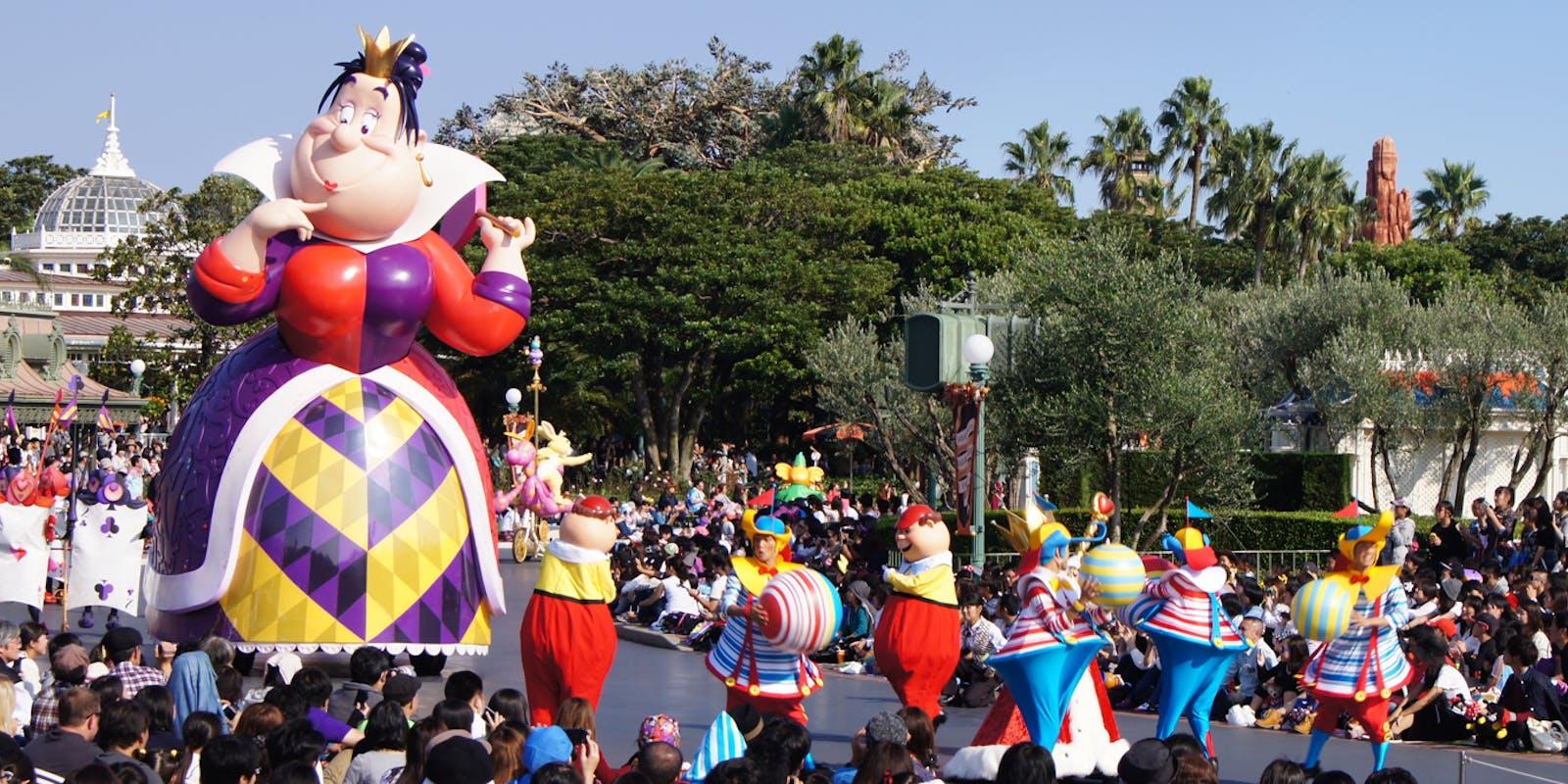 Jody Daily : «J'aime que les parades Disney véhiculent de la fantaisie»